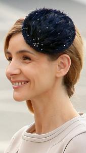 Princess Clothilde, Sep. 20, 2012 | The Royal Hats Blog