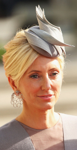 Princess Marie-Chantal, Sep. 20, 2012 in Philip Treacy | The Royal Hats Blog