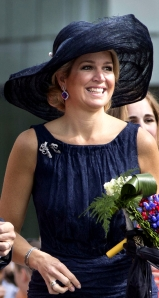 Queen Máxima, June 12, 2013 | The Royal Hats Blog