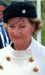 Queen Sonja, October 9, 2013 | The Royal Hats Blog