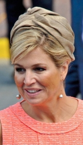 Queen Máxima, Nov. 20, 2013 in Fabienne Delvigne | The Royal Hats Blog