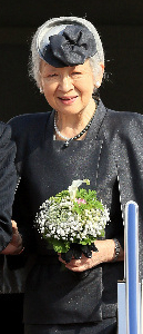 Empress Michiko, December 6, 2013 | The Royal Hats Blog