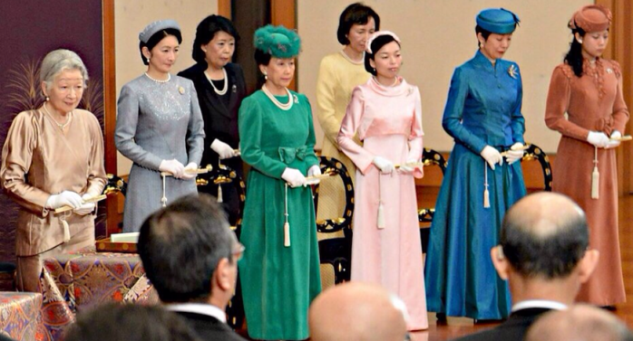 Imperial Family, January 15, 2014 | The Royal Hats Blog