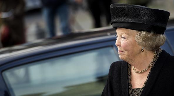 Princess Beatrix, January 28, 2014 | The Royal Hats Blog