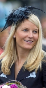 Crown Princess Mette Marit, June 20, 2006 | The Royal Hats Blog