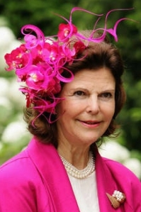 Queen Silvia, May 21, 2007 | The Royal Hats Blog