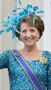 Princess Margriet; September 16, 2008 | The Royal Hats Blog