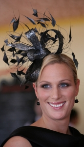 Zara Phillips, November 2, 2009 | The Royal Hats Blog