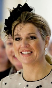 Princess Máxima, April 13, 2011 | The Royal Hats Blog