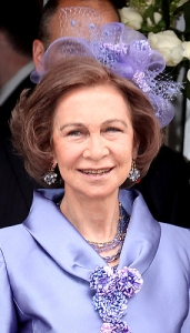 Queen Sofia, April 29, 2011 | The Royal Hats Blog