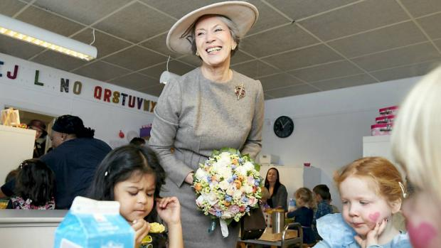 Princess Benedikte, January 30, 2014 | The Royal Hats Blog