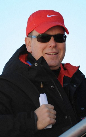Prince Albert, February 12, 2014 | The Royal Hats Blog