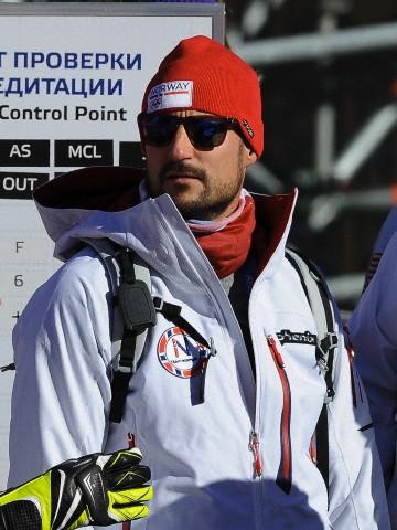 Crown Prince Haakon, February 14, 2014 | The Royal Hats Blog
