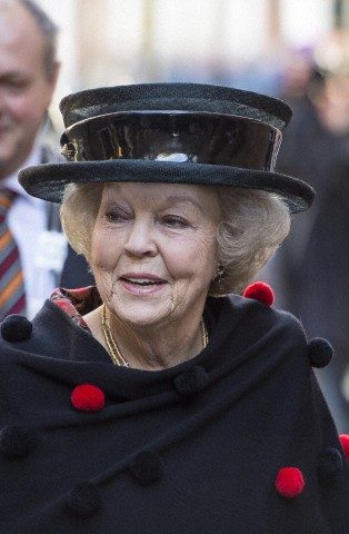 Princess Beatrix, February 12, 2014   The Royal Hats Blog