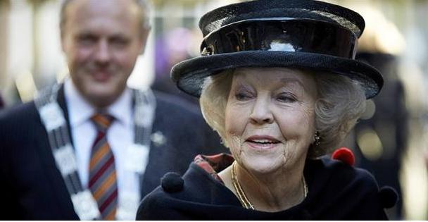 Princess Beatrix, February 12, 2014 | The Royal Hats Blog