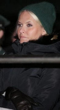 Princess Mette-Marit, February 16, 2014 | The Royal Hats Blog