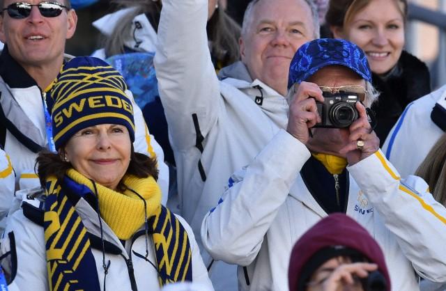 King Carl Gustaf & Queen Silvia, February 15, 2014   The Royal Hats Blog