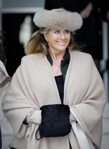 Princess Léa, February 18, 2014   The Royal Hats Blog