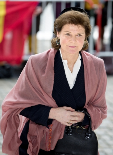 Princess Margaretha, February 18, 2014 | The Royal Hats Blog