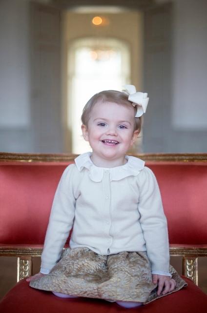 Princess Estelle, February 23, 2014 | The Royal Hats Blog