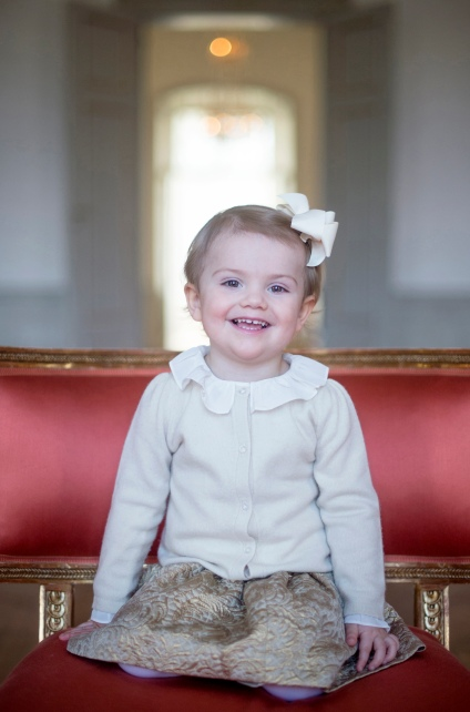 Princess Estelle, February 23, 2014 | The Royal Hats Blog