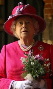 Queen Elizabeth, May 21, 2010 in Rachel Trevor Morgan | The Royal Hats Blog