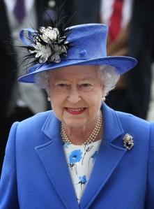 Queen Elizabeth, June 2, 2012 in Rachel Trevor Morgan | The Royal Hats Blog