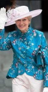 Princess Alexandra, June 5, 2012 in Rachel Trevor Morgan | The Royal Hats Blog