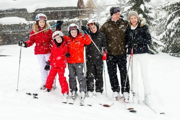 Belgian Royal Family, March 2, 2014 | The Royal Hats Blog