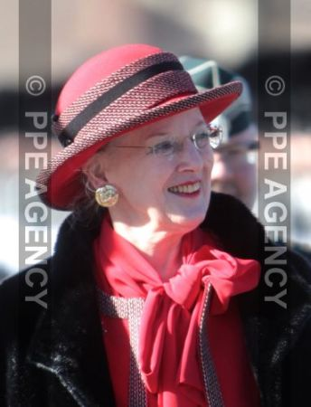 Queen Margrethe, March 13, 2014 | The Royal Hats Blog