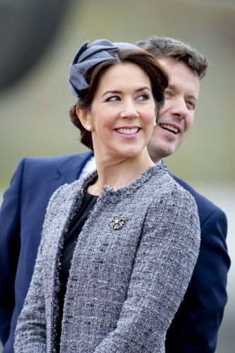 Princess Mary, March 17, 2014 | The Royal Hats Blog