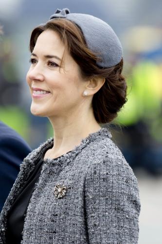 Princess Mary, March 17, 2014 | The Royal Hats Blog