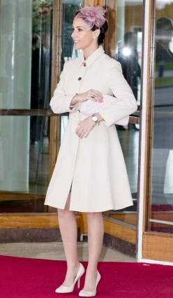 Princess Marie, March 17, 2014 | The Royal Hats Blog