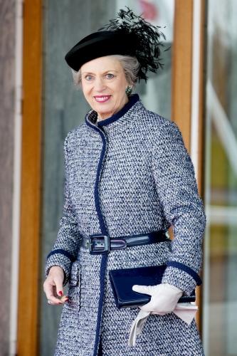 Princess Benedikte, March 17, 2014 | The Royal Hats Blog