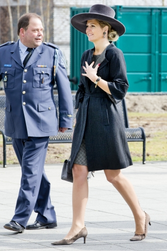 Queen Máxima, March 26, 2014 | The Royal Hats Blog