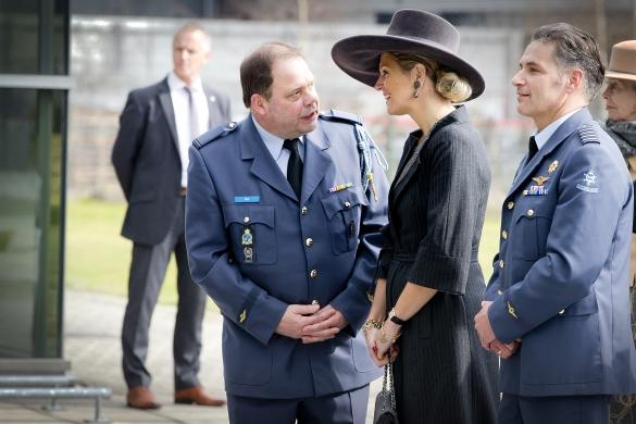 Queen Máxima, March 26, 2014 | The Royal Hats Blog