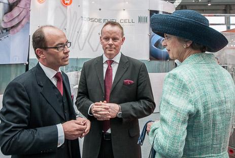 Princess Benedikte, April 7, 2010 | The Royal Hats Blog
