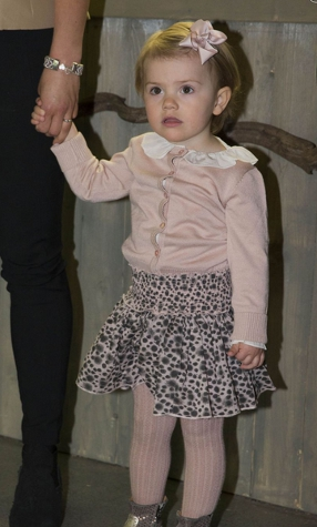 Princess Estelle, April 16, 2014 | The Royal Hats Blog