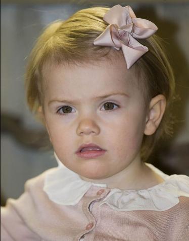 Princess Estelle, April 16, 2014 | The Royal Hats Blog