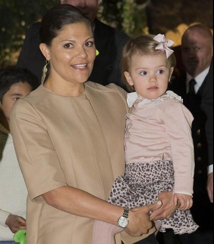 Princess Estelle, April 16, 2014   The Royal Hats Blog
