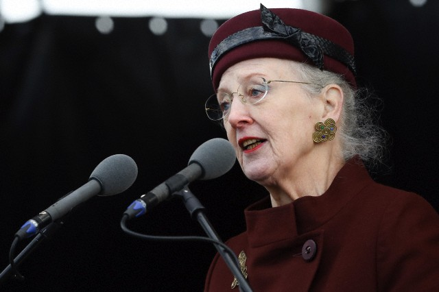 Queen Margrethe, April 18, 2014 | The Royal Hats Blog