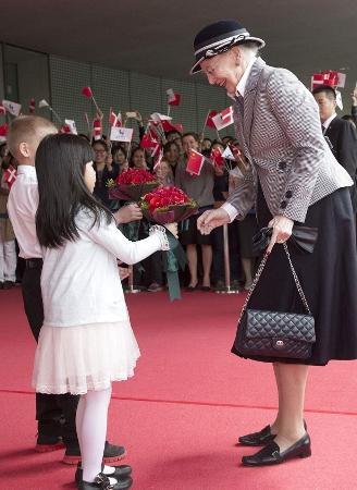 Queen Margrethe, April 26, 2014 | The Royal Hats Blog