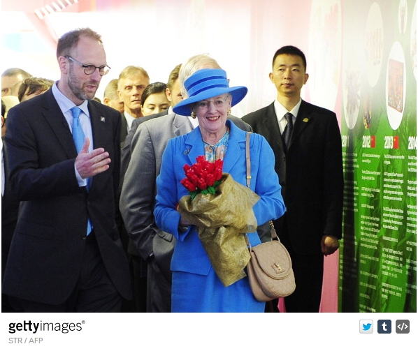 Queen Margrethe, April 27, 2014 | Royal Hats
