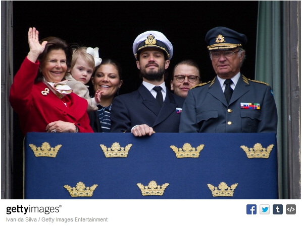 Swedish Royal Family, April 30, 2014 | Royal Hats