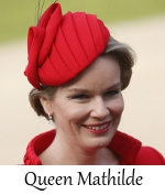 Queen Mathilde