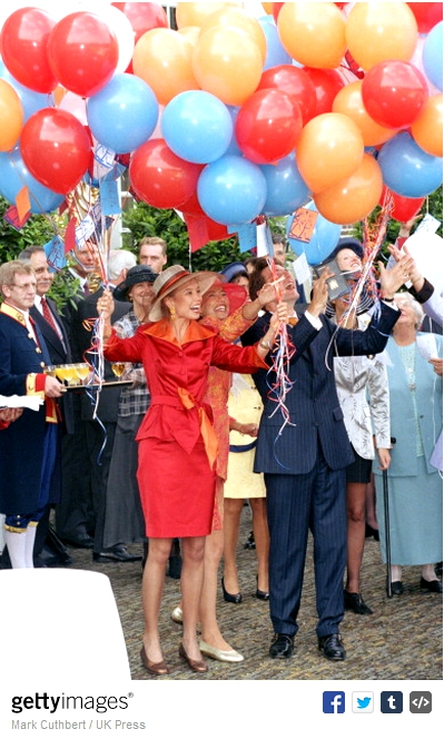 Marilène van den Broek, May 29, 1989 | Royal Hats