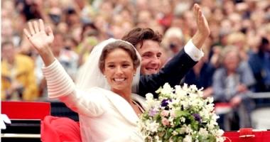 Prince Maurits and Princess Marilène, May 30, 1989 | Royal Hats