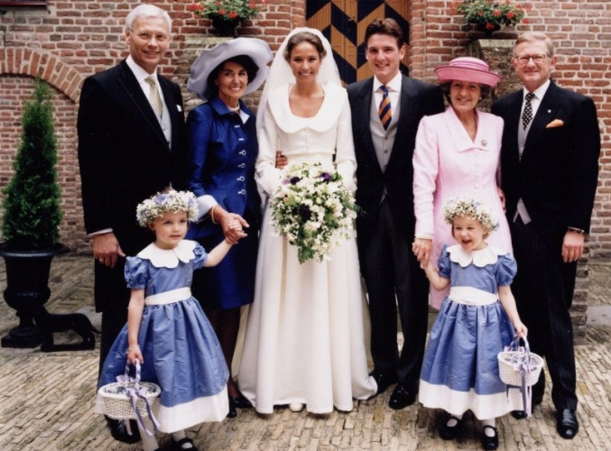 Prince Maurits and Princess Marilène, May 30, 1989 | Royal Hats
