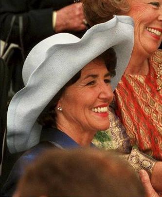 José van den Broek-van Schendel, May 30, 1989 | Royal Hats