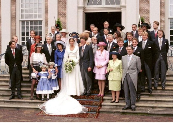 Wedding of Prince Maurits and Princess Marilène, May 30, 1989 | Royal Hats